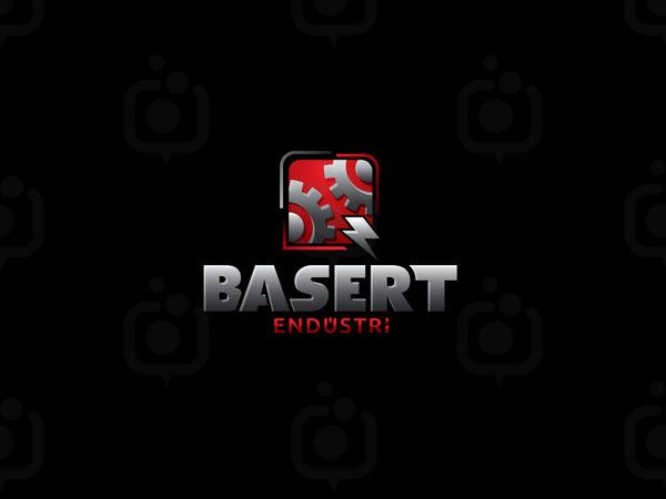 Basert endustri logo