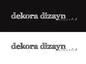 DEKORA DİZAYN MİMARLIK firmamız için logo çalışması  projesini kazanan tasarım