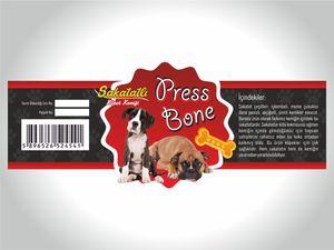 Press bone 589