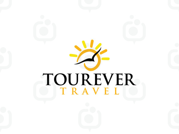 Tourover travel logo