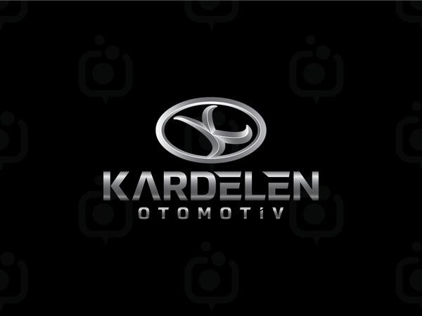 Kardelen otomotiv logo