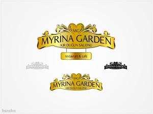 Myrina garden logo sunum