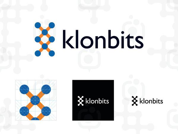 Klonbits logotype