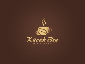 Küçükbey Dibek Kahve - Logo tasarımı projesini kazanan tasarım