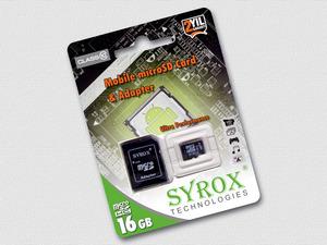 Syrox microsd