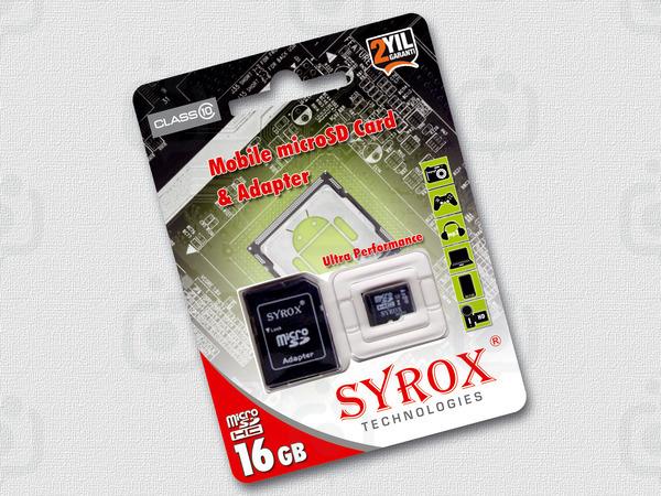 Syrox microsd 2