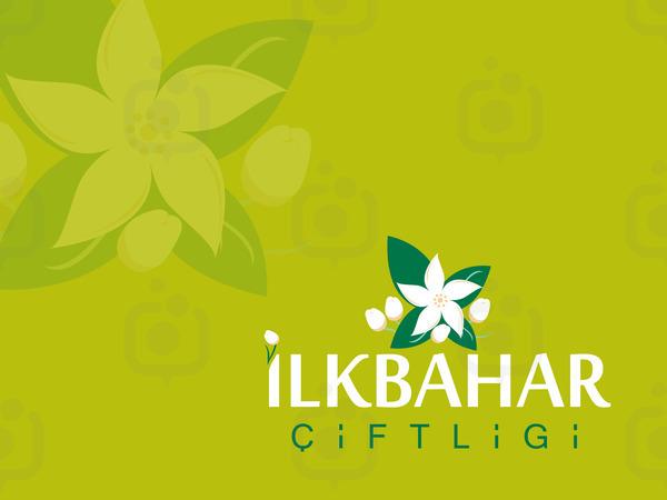 Ilkbahar  iftli i logo