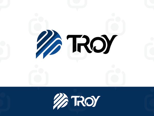 Troy logo