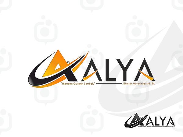 Alya logo