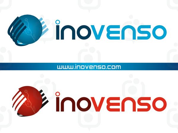 Inovenso logos