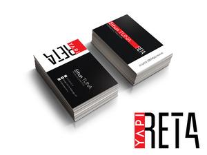 Reta logo card visit