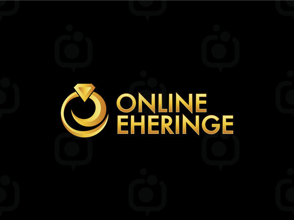Online eheringe logo