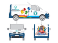Proje#31556 - Üretim / Endüstriyel Ürünler, Tekstil / Giyim / Aksesuar Araç Üstü Grafik Tasarımı  -thumbnail #14
