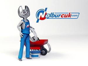 Nalburcuk maskot logo2