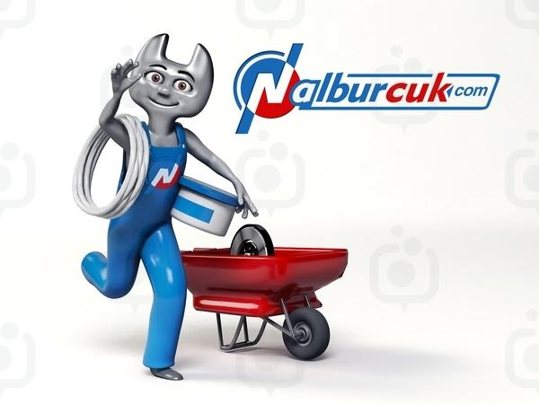 Nalburcuk maskot logo3
