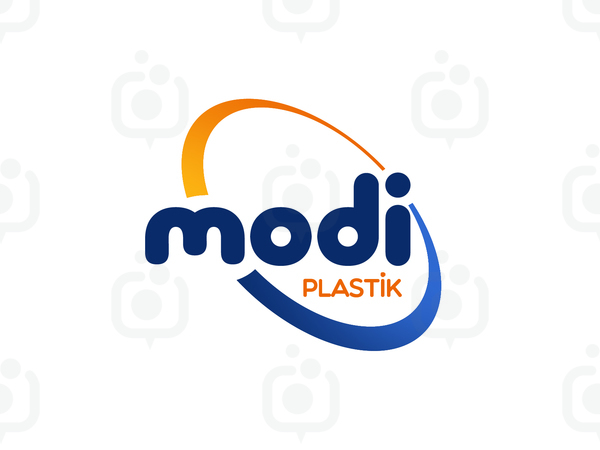 Modi plastik logo