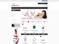 Proje#31902 - e-ticaret / Dijital Platform / Blog, Kuyumculuk / Mücevherat / Takı Ana Sayfa Tasarımı   -thumbnail #12