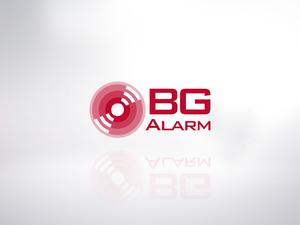 Bg alarm logo