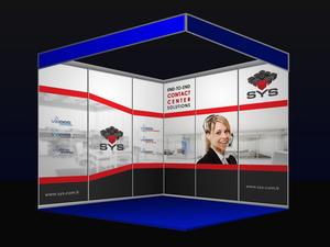 Proje#31901 - Bilişim / Yazılım / Teknoloji Stand kaplama  #34