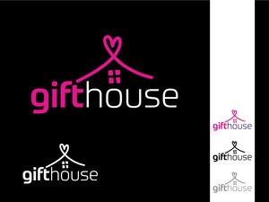 Gift house logo
