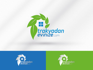 Trakyadan evinize logo