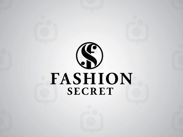 Fashion secret logo01