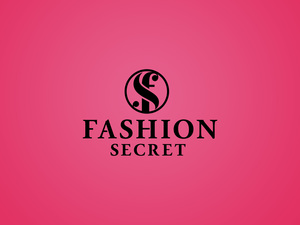 Fashion secret logo 3