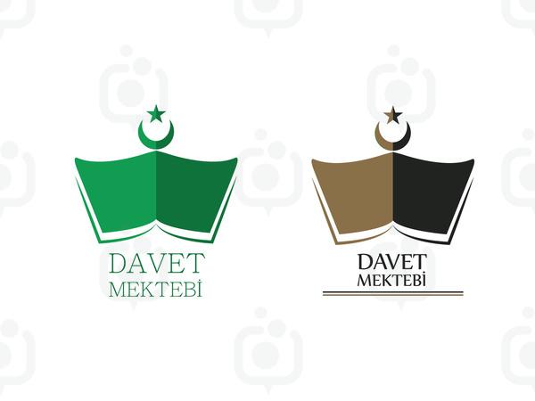 Davet mekteb  logo