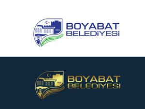 Boyabat Belediyesi Kurumsal Kimlik Çalışması  projesini kazanan tasarım