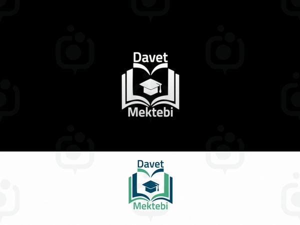 Davet mektebi logo