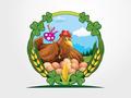 Proje#32351 - Tarım / Ziraat / Hayvancılık Seçim garantili logo ve kartvizit tasarımı  -thumbnail #35