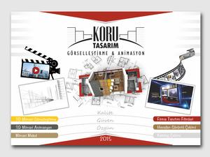 Proje#32456 - Reklam / Tanıtım / Halkla İlişkiler / Organizasyon, Prodüksiyon Katalog Tasarımı  #24