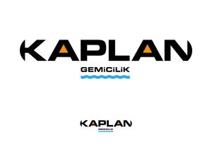 Kaplan gemicilik logo tasarimi 02