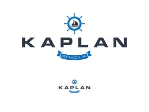 Kaplan gemicilik logo tasarimi 03
