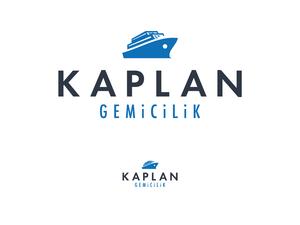 Kaplan gemicilik logo tasarimi 04 04