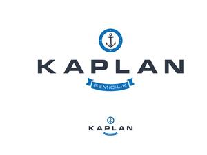 Kaplan gemicilik logo tasarimi 05