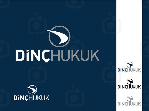 Dinc hukuk logo