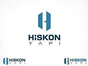 HİSKON YAPI  kurumsal kimlik çalışması projesini kazanan tasarım