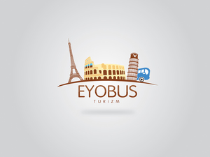 Eyobus logo tasar m