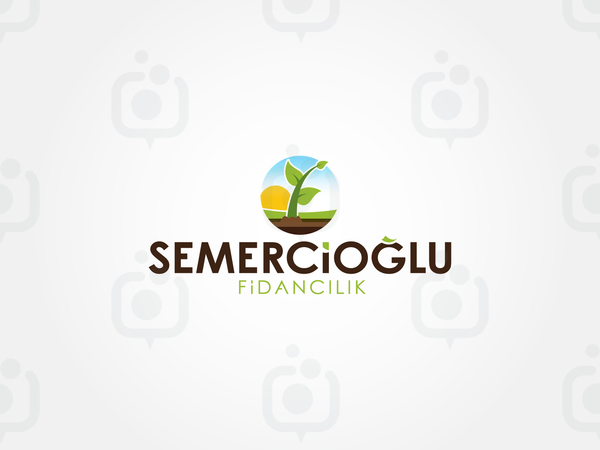Semercioglu fidancilik logo