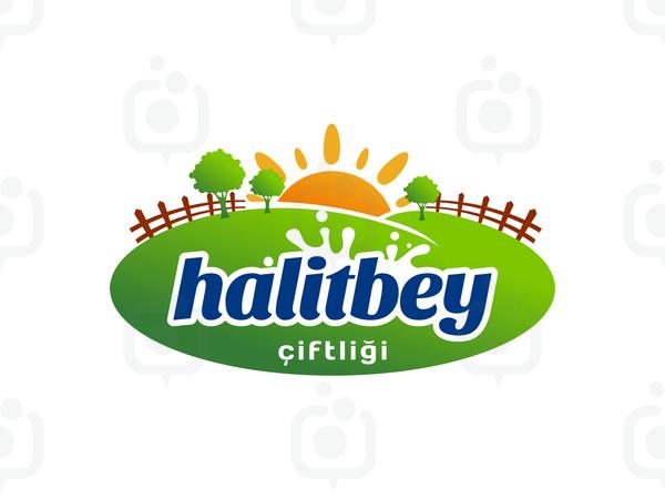 Halitbey  iftli i logo 3