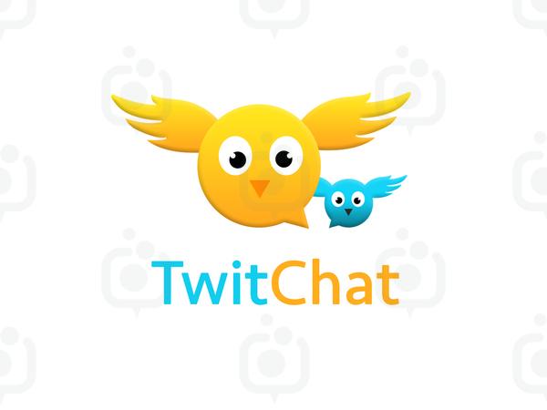 Twitchat logo