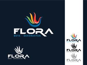 Flora boya logo