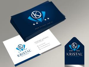 Kristal Masa ve Sandalye Logo ve Kartvizit projesini kazanan tasarım