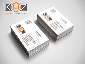 Koz logo ve kartvizit