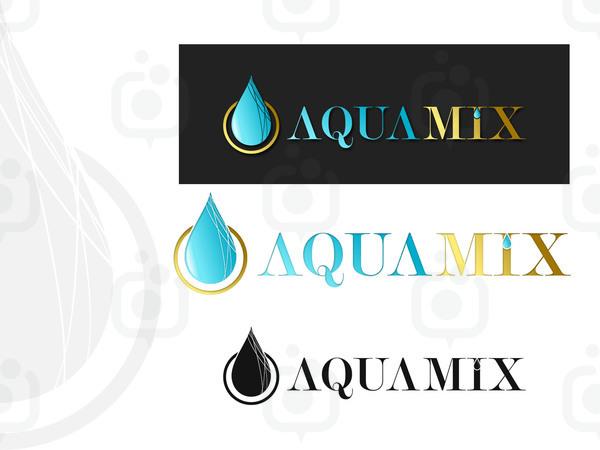 Aquamix logo