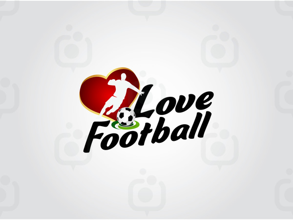 Lovefootball logo
