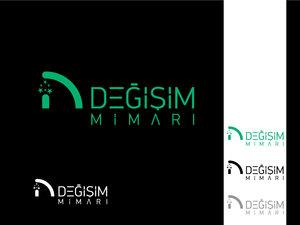 Degisim mimari logo