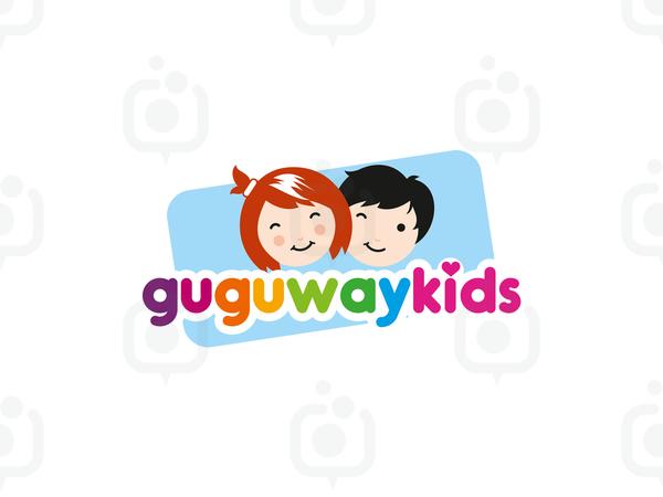 Guguwaykids logo 1