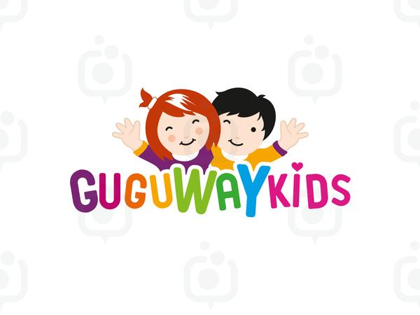 Guguwaykids logo 2